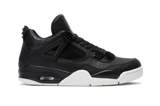 "The $400 USD Air Jordan 4 ""Pinnacle"" Drops This Weekend"
