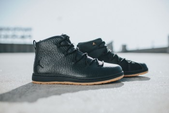 Jordan Brand Brings Premium Leather to the New Galaxy Black/Gum