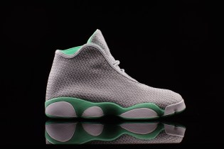 #hypebeastkids: The Air Jordan Horizon Goes Green