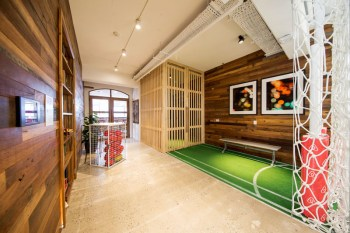Airbnb's Sydney Office Draws Inspiration From Australian Sports