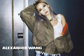 Alexander Wang #WANGSS16 Campaign Is Here