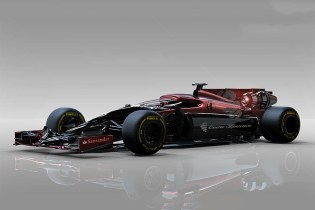 Faster Driving Means More Fuel With the Alfa Romeo AW30