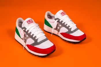 ALIFE Reworks the Saucony Jazz '91 With Colorful 2016 Spring Collab