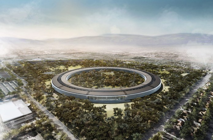Here's the Latest Progress on Apple's $5 Billion USD Campus 2