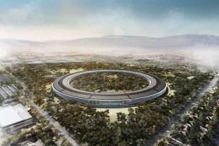 Here's the Latest Progress on Apple's $5 Billion USD Campus 2