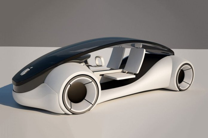 The Apple Car Might Go on Sale in 2021 for $75,000 USD