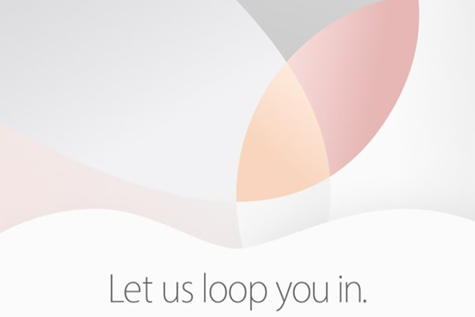 Apple Is Going to Loop Us All in March 21