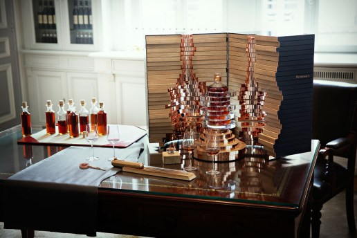 Arik Levy x Hennessy 8 Limited Edition Crystal Bottle