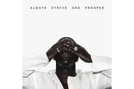 A$AP Ferg Reveals the Album Art for 'Always Strive and Prosper'
