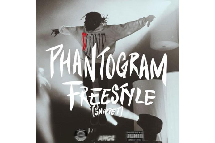 """A$AP Rocky Shares """"Phantogram Freestyle"""""""