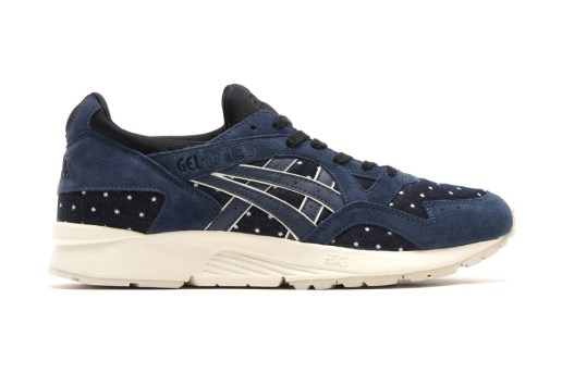 ASICS Brings Polka-Dotted Denim to the GEL-Lyte V