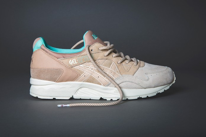 Offspring Kicks off Its 20th Anniversary Celebration With a Special ASICS GEL-Lyte V