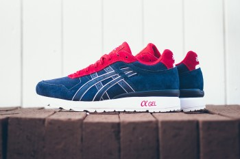 ASICS Brings Red, White and Blue to the GT-II