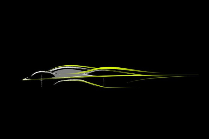 Aston Martin & Red Bull Are Teaming up to Make the World's Fastest Hypercar