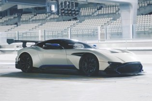 The Aston Martin Vulcan Is a Perfect Marriage of Design and Performance