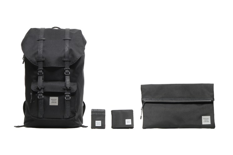 atmos Lab & Herschel Supply Co. Supplement Their Latest Collab With Four New Pieces