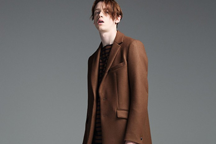 ATTACHMENT by Kazuyuki Kumagai Revisits Menswear Basics for 2016 Fall/Winter
