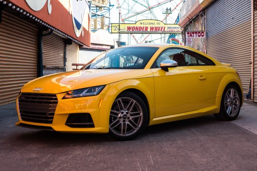 The 2016 Audi TTS Is a Pleasant Mix of Looks, Luxury and Lap Times