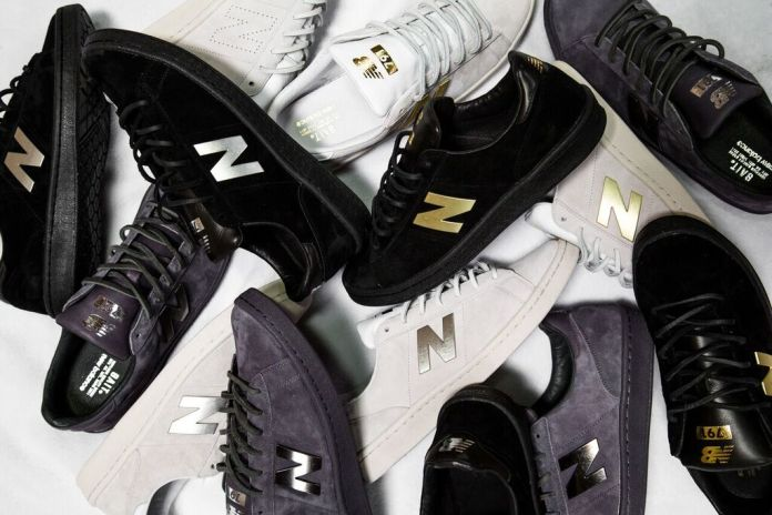 "New Balance Joins Forces With BAIT for the ""Select Program"""