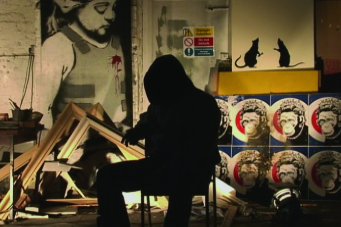 Scientists Claim to Have Uncovered Banksy's Identity Through Geographic Profiling
