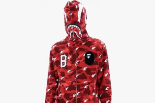 BAPE x Black Scale Collaboration Lookbook