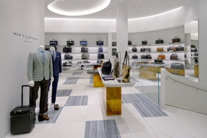 Barneys Opens Its First Men's Flagship Store in San Francisco