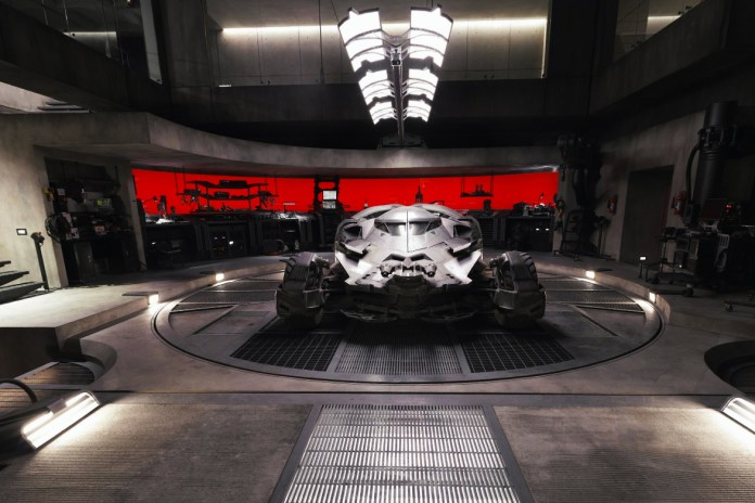 Step Inside Bruce Wayne's Crib and Batcave on Google Street View