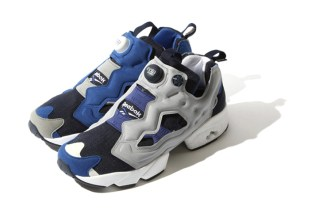 "BEAMS & Reebok Are Bringing Back the Instapump Fury ""Crazy"""