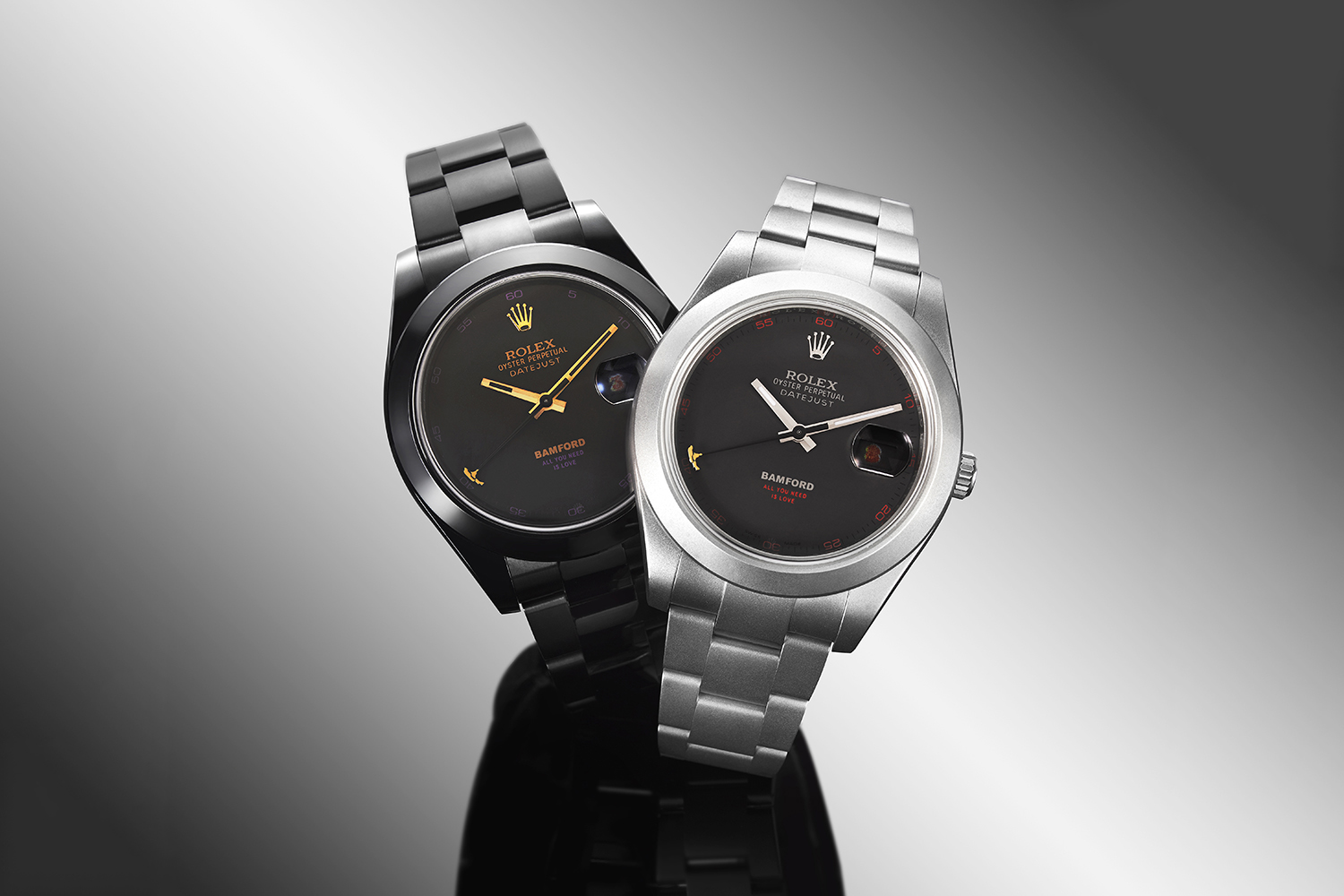 Bamford Watch Department Pays Homage to the Beatles