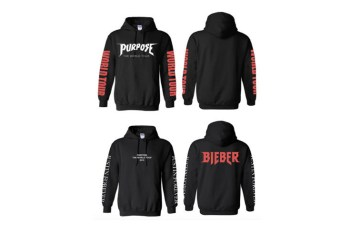 Justin Bieber Reveals Vetements-Inspired 'Purpose' Tour Merch