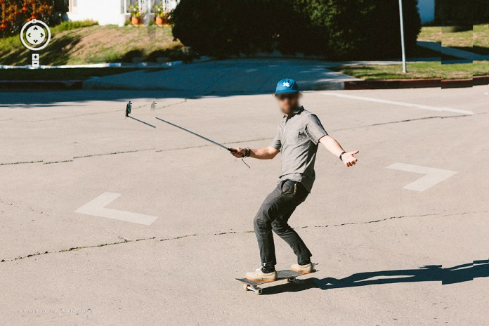 Benny Gold Takes to Google Street View for Its Latest Lookbook