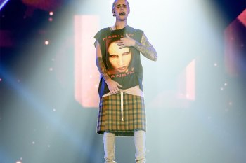 Fear of God Created Custom Pieces for Justin Bieber's 'Purpose' Tour