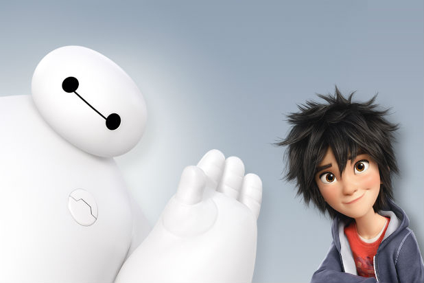 'Big Hero 6' Is Getting Its Own TV Show