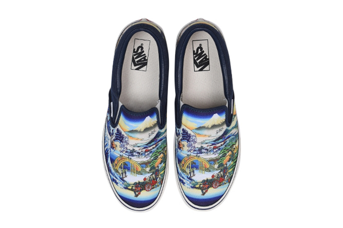 Vans Pays Homage to Japanese Woodblock Printing With Its Latest BILLY'S Exclusive