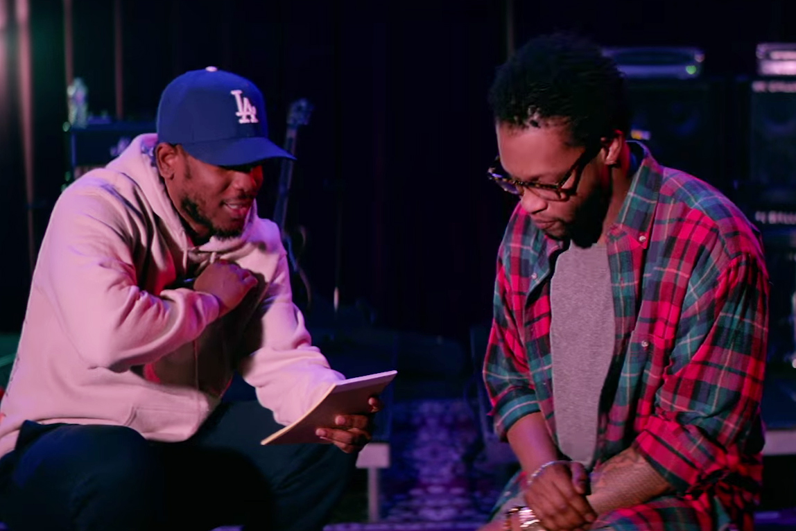 """BJ the Chicago Kid Taps Kendrick Lamar for Visual to """"The New Cupid"""""""