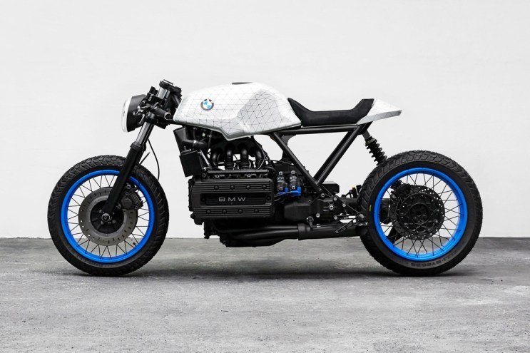 Check out These Jaw-Dropping Custom BMW K100 Bikes by Impuls