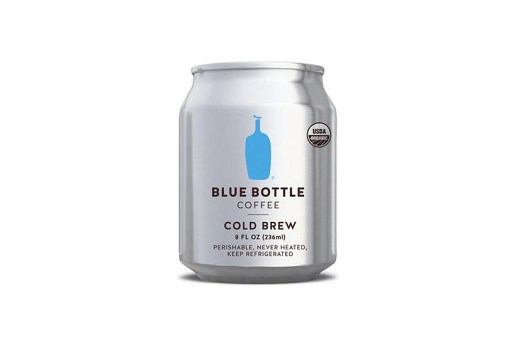 Get Your Blue Bottle Coffee on the Go With This Canned Version