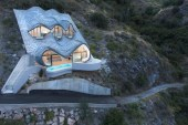 This Spanish Residence Embeds Reptilian Waveforms Into the Landscape