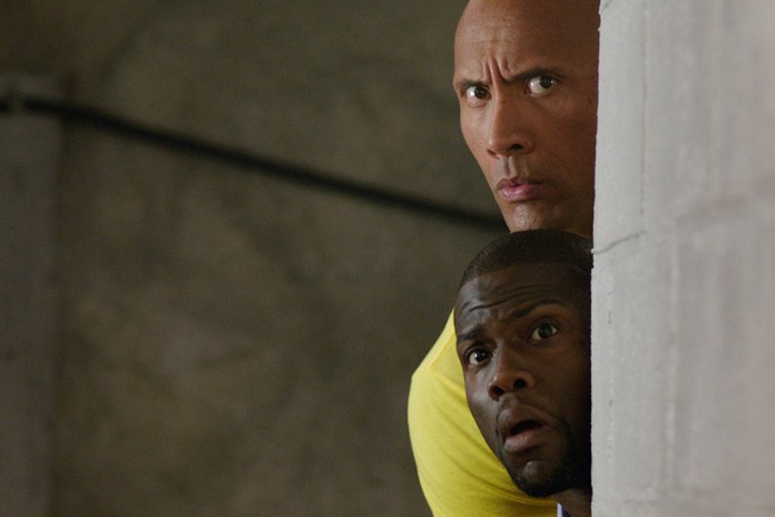 'Central Intelligence' Official Trailer #2