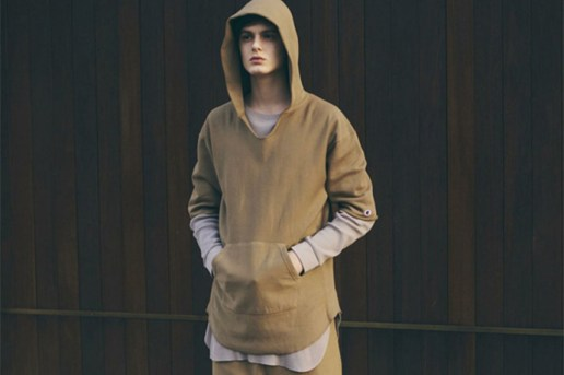 monkey time & Champion Drop Another Collection of Garment-Dyed Goods