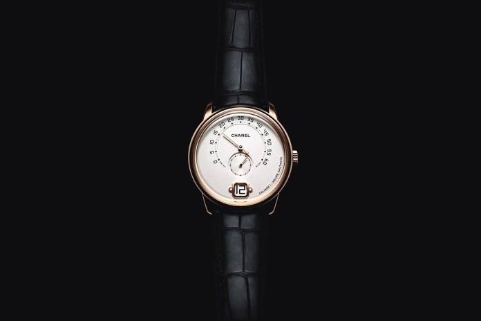 Chanel Introduces Its First Men's Timepiece