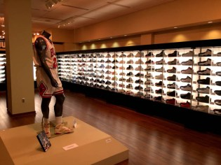 The Late Charlotte Cummings' Epic Air Jordan Collection She's Been Collecting Since 1985 Now on Display