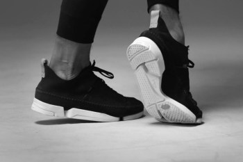 Clarks Originals Designs the Trigenic Flex for Unparalleled Motion