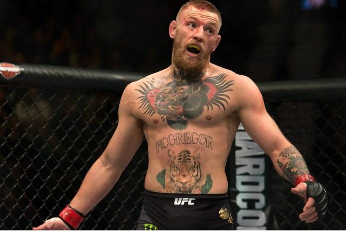 """Conor McGregor Hits out at Critics & Brands Jose Aldo a """"P***y"""""""