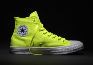 Converse's Chuck II Gets the Neon Treatment for Spring 2016