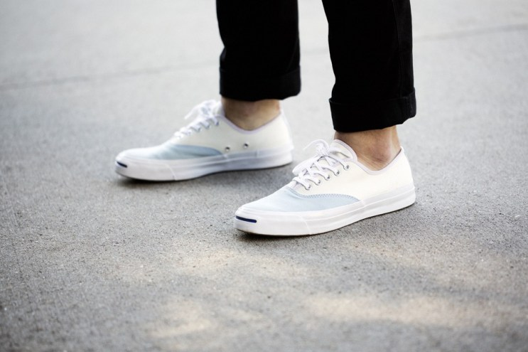 Converse Debuts the Jack Purcell Signature CVO Collection