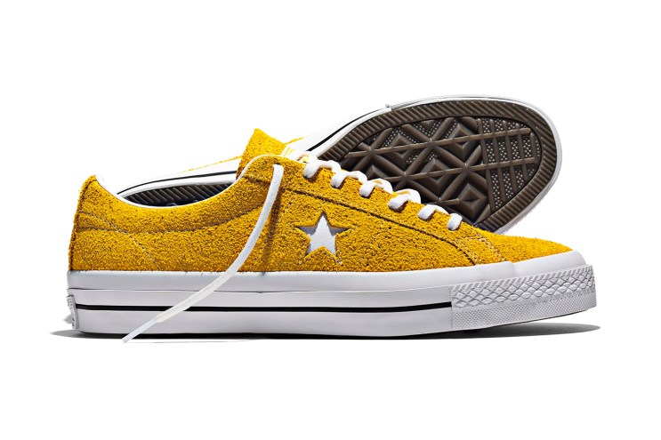 """Converse One Star """"Hairy Suede"""" Pack"""