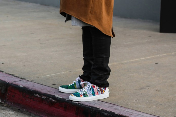 COOGI and Android Homme Come Together for a Nostalgic Sneaker Collaboration