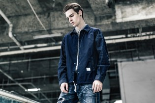 DENIM BY VANQUISH & FRAGMENT 2016 Spring/Summer New Arrivals