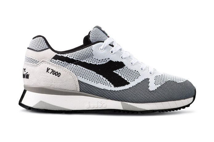 Diadora's V.7000 Is Getting Knit Construction for the Summer